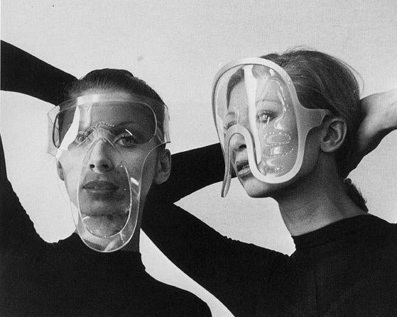 "Pierre Cardin, Футуризм 70 –х. ""Past, Present, Future"". Изображение № 8."