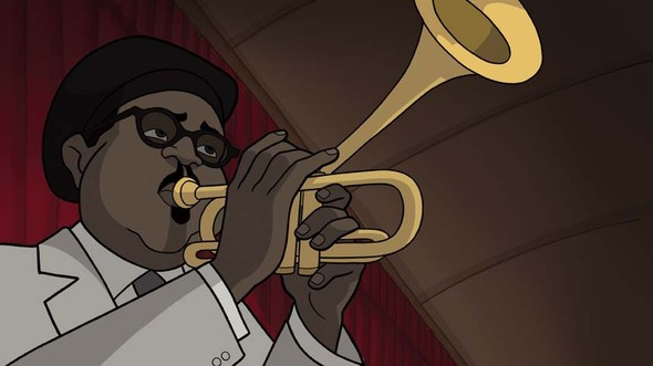 Как нарисовать джаз. Изображение № 4.