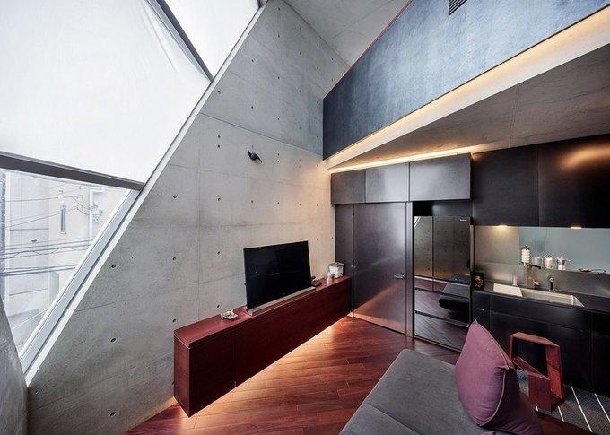 Архитектура дня: дом для химиков из экологичного бетона . Изображение № 19.