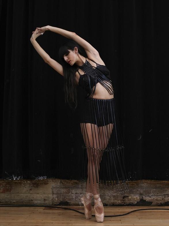 Кампания: Балерины для Bliss Lau FW 2011. Изображение № 32.
