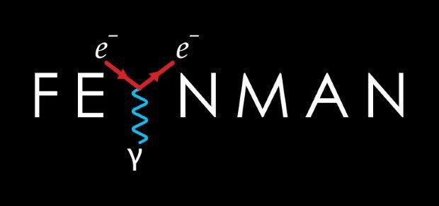 Дизайнер создал более 50 логотипов известных учёных. Изображение № 20.