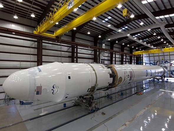 Начало эры гражданских полетов в космос. Изображение № 2.