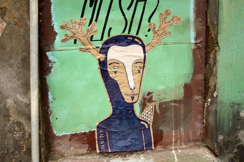 Изображение 40. Девушки встрит-арте.. Изображение № 42.
