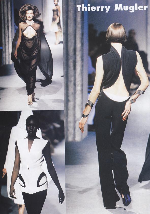 Изображение 8. Thierry Mugler 90-х. Одежда не для толпы, а для истории.. Изображение № 7.