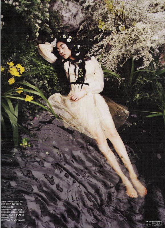 Oh, MyOphelia (Korean Vogue Girl apr'07). Изображение № 5.