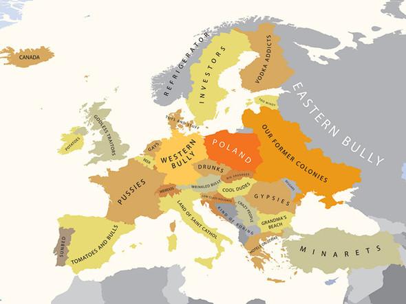 Европа в стереотипах. Изображение № 7.