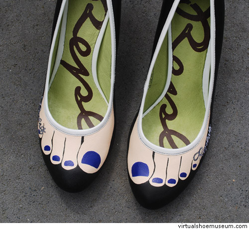 Креативная обувь. Изображение № 21.