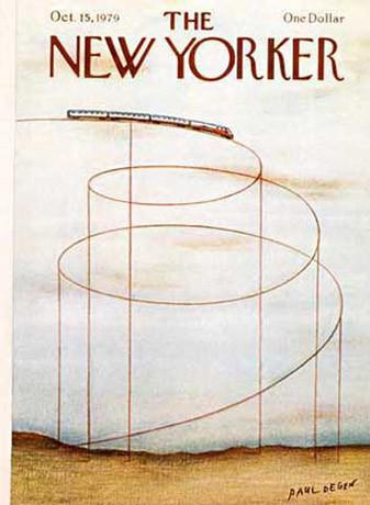 10 иллюстраторов журнала New Yorker. Изображение №34.
