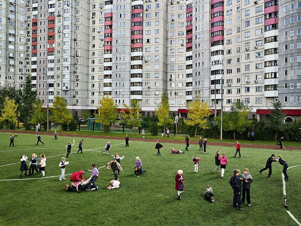 Фото: как выглядят детские площадки вразных странах мира . Изображение № 29.