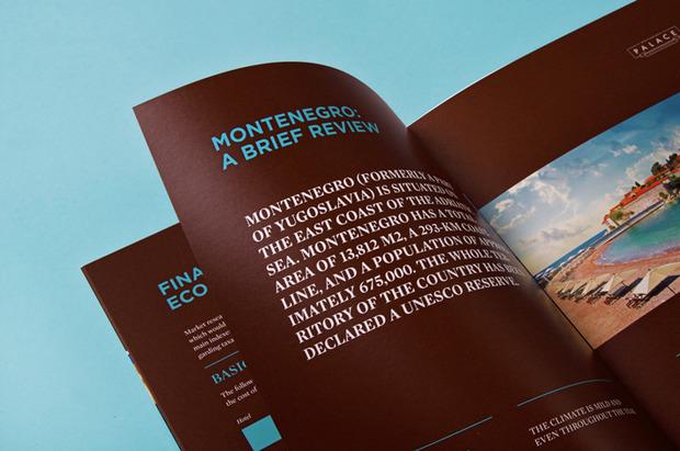 Презентационное издание для «Montenegro Palace». Изображение № 10.