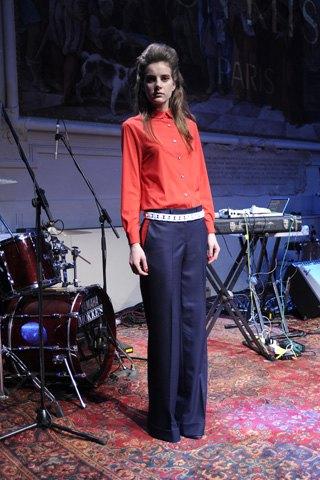 Maison Kitsuné устроили презентацию с музыкантами на Pitti Uomo. Изображение № 6.