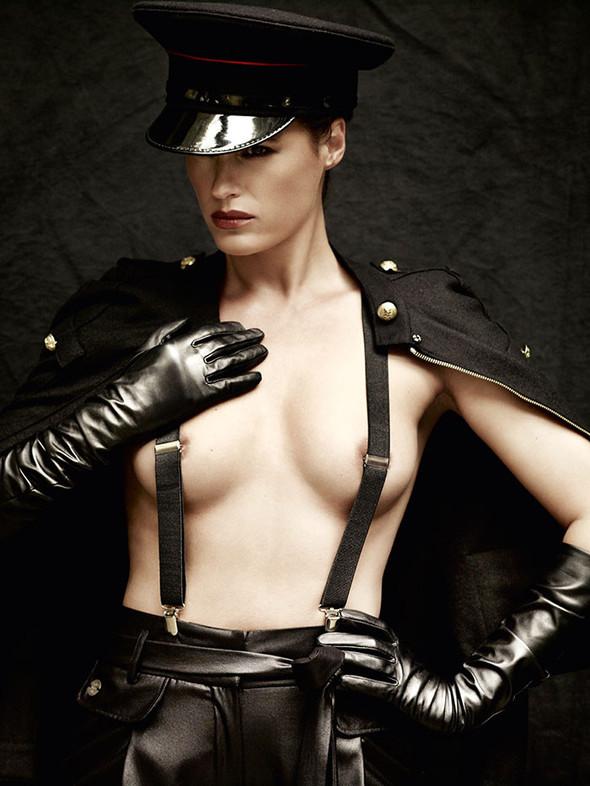 Съёмка: Ясмин Ле Бон для L'Officiel. Изображение № 12.