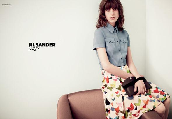 Кампания: Jil Sander Navy SS 2012. Изображение № 3.