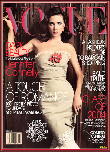 Jennifer Connely by Craig Mcdean. Изображение № 8.