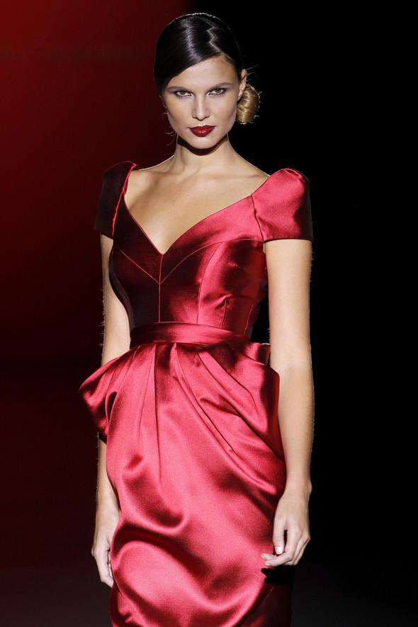 Madrid Fashion Week SS 2012: Hannibal Laguna. Изображение № 23.