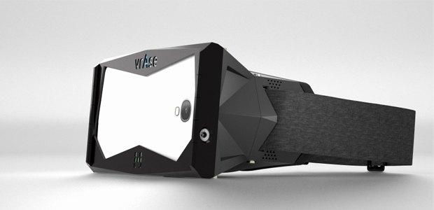 Очки виртуальной реальности для смартфона обойдутся в 75$. Изображение № 1.