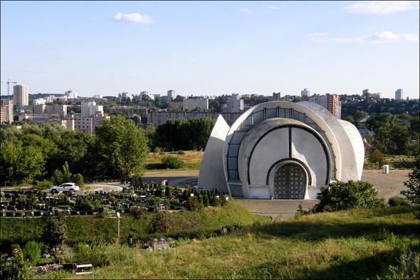 Крематорий. Изображение № 6.
