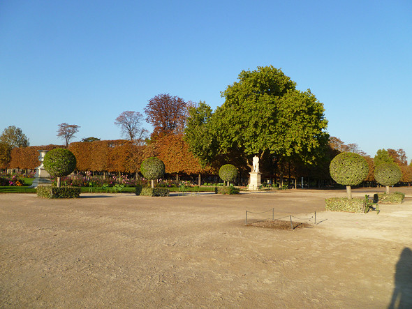 Сад Тьюильри. Изображение № 6.