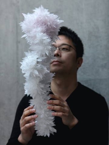 Tokujin Yoshioka удостоен премии за вклад в мир дизайна. Изображение № 4.