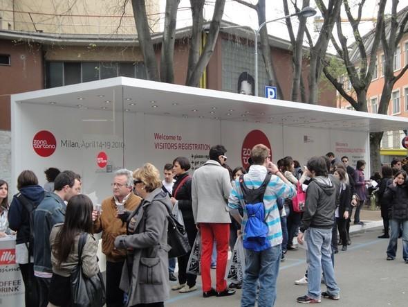 Неделя Дизайна в Милане: fuorisalone. Изображение № 4.