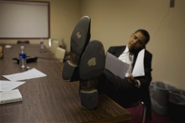 Неизвестный Обама. Изображение № 17.