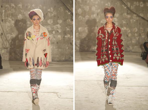 Japan Fashion Week AW 2010 - 2011. Изображение № 29.