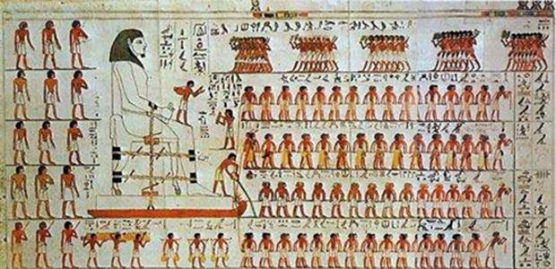 Новая теория объясняет строительство пирамид в Египте. Изображение № 2.