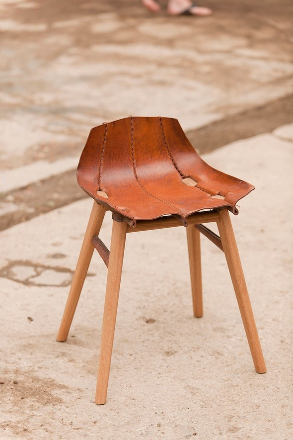Leather Furniture by Tortie Hoare на thisispaper.com. Изображение № 12.