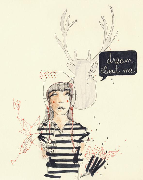 Иллюстрации Charmaine Olivia. Изображение № 17.