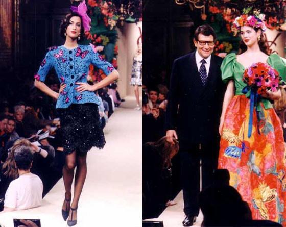 Архив: коллекции Yves Saint Laurent 1962-1999. Изображение № 30.