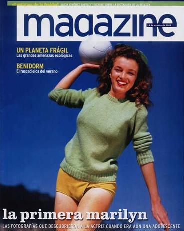 Изображение 35. Marilyn Monroe, pin-up girl.. Изображение № 24.