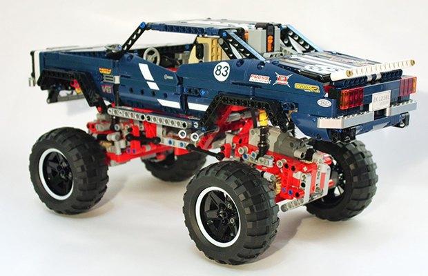 Как выпустить свою собственную модель LEGO. Изображение № 9.
