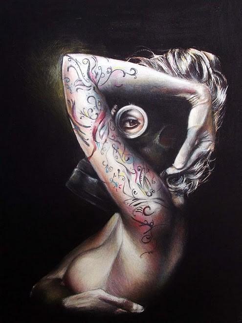 Женственный машинариум Джефри Ритчера. Изображение № 14.