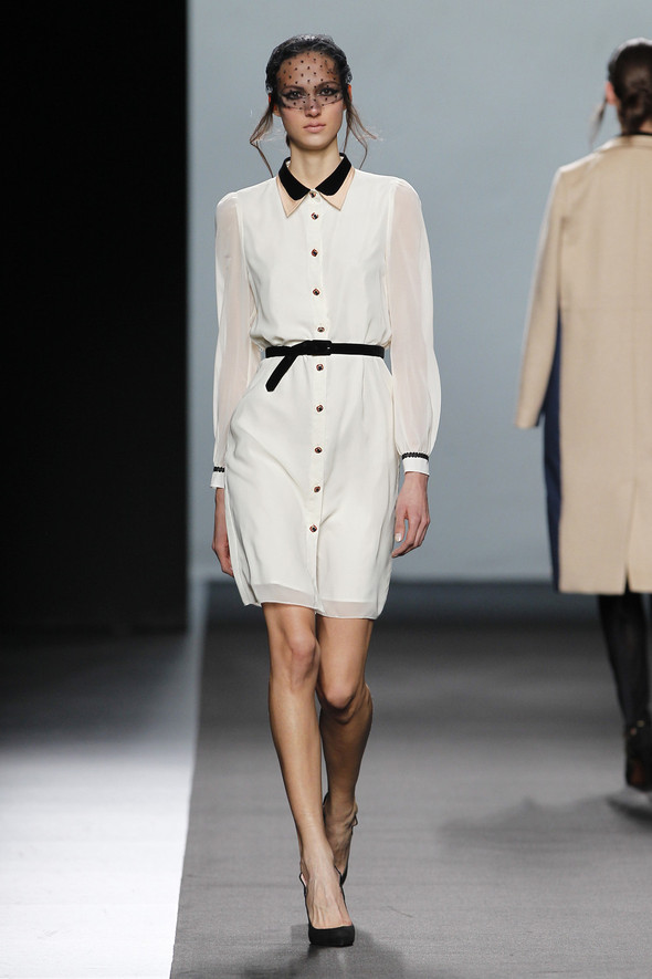 Madrid Fashion Week A/W 2012: Miguel Palacio. Изображение № 11.