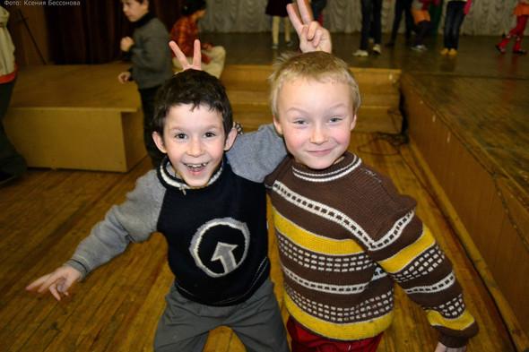 """Артисты театра """"Искушение"""" выступили для детишек из детского дома!. Изображение № 15."""