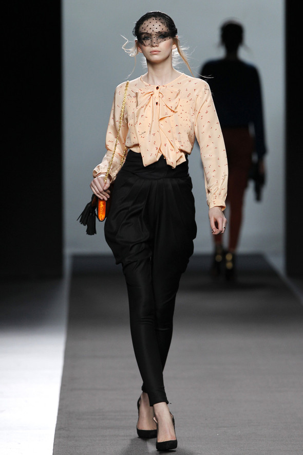 Madrid Fashion Week A/W 2012: Miguel Palacio. Изображение № 7.