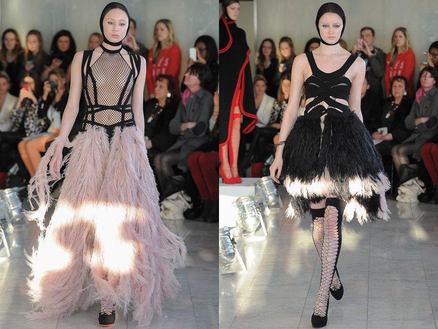Неделя моды в Лондоне:  Дни 2 и 3. Изображение № 60.