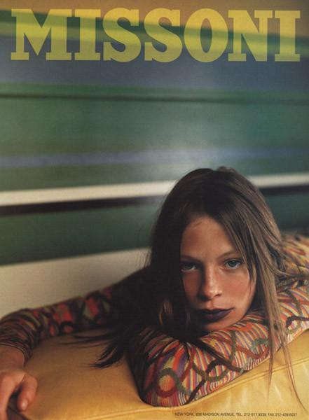 Рекламная кампания Missoni FW 1997. Изображение № 5.