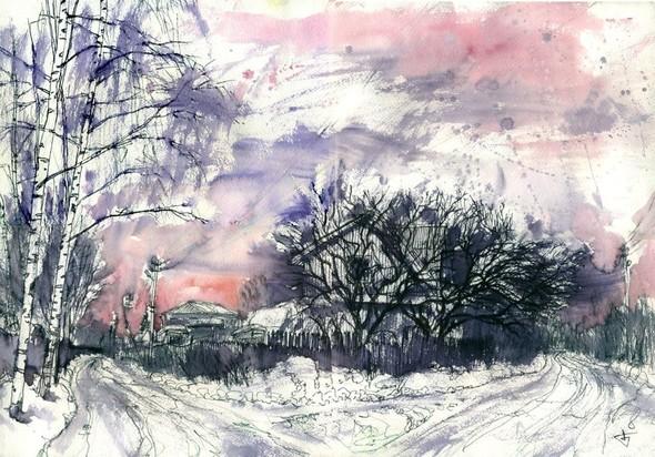 Зима. Изображение № 6.