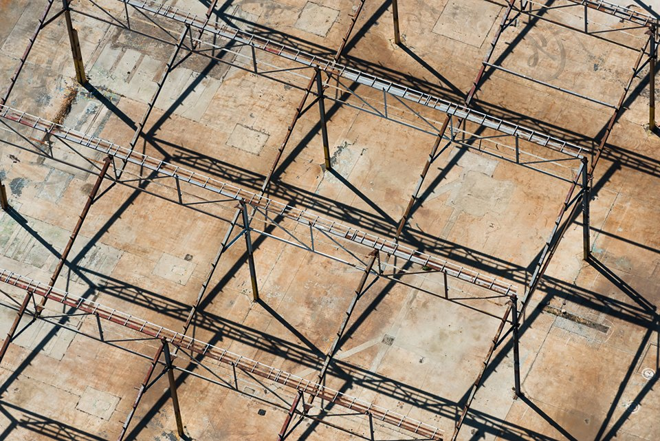 Фото: промзона Мельбурна, снятая свертолёта. Изображение № 20.