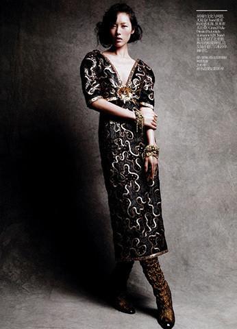 Vogue China, февраль 2011. Изображение № 68.