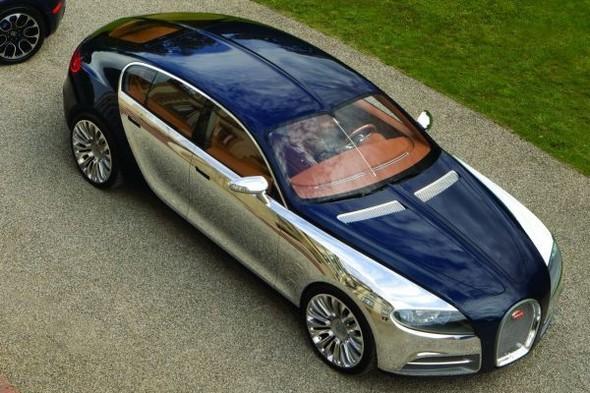 Новый Bugatti Galibier 16C. Изображение № 33.