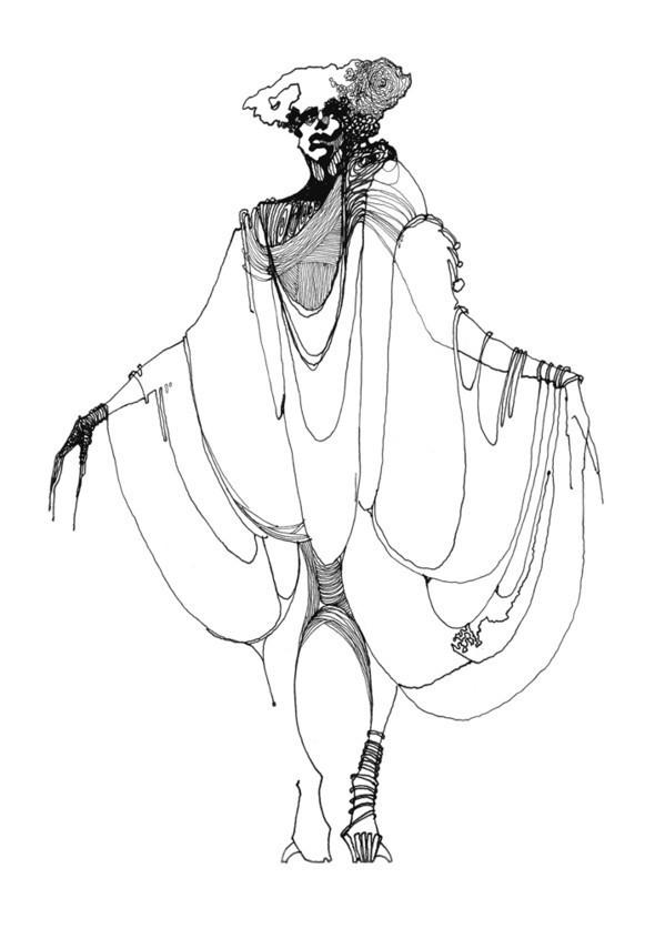 Dark Fashion. Изображение № 19.