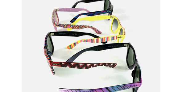 Глядя на солнце: самые необычные солнечные очки. Изображение № 21.