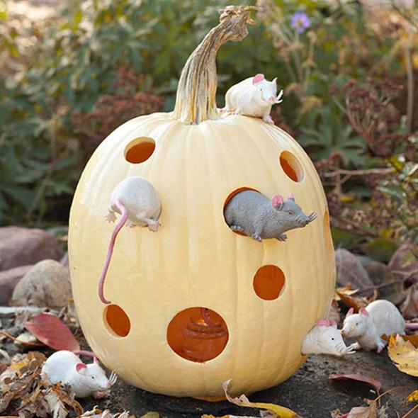 Подборка креативных идей на Хэллоуин. Изображение № 4.