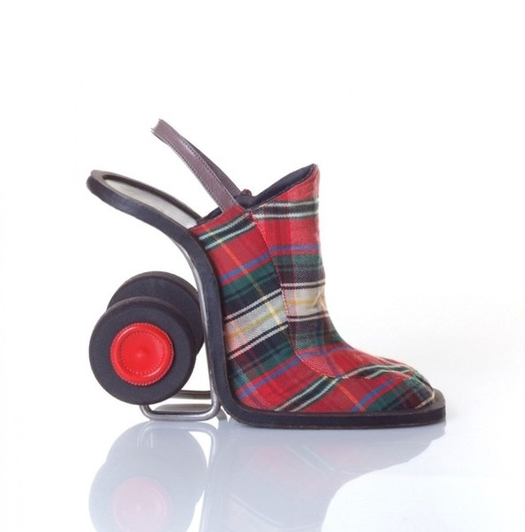 Новый дизайн обуви от Kobi Levi. Изображение № 4.