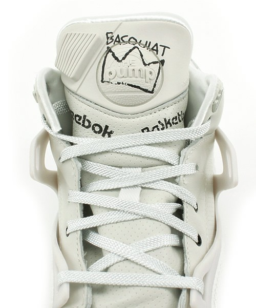 Jean-Michel Basquiat x Reebok Pump Omni Lite. Изображение № 6.