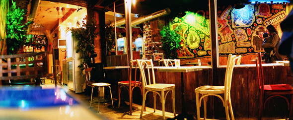 Изображение 39. Парижские кафе.. Изображение № 41.
