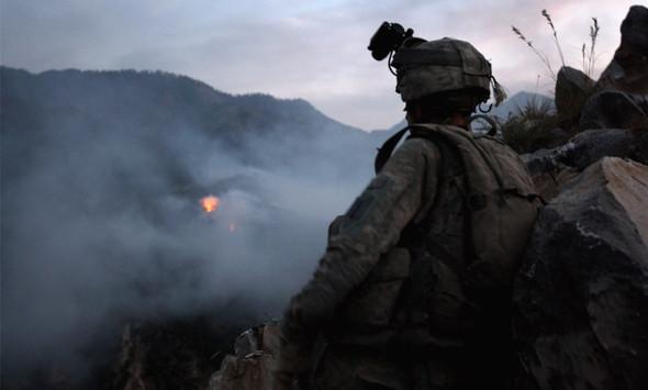 Афганистан. Военная фотография. Изображение № 290.