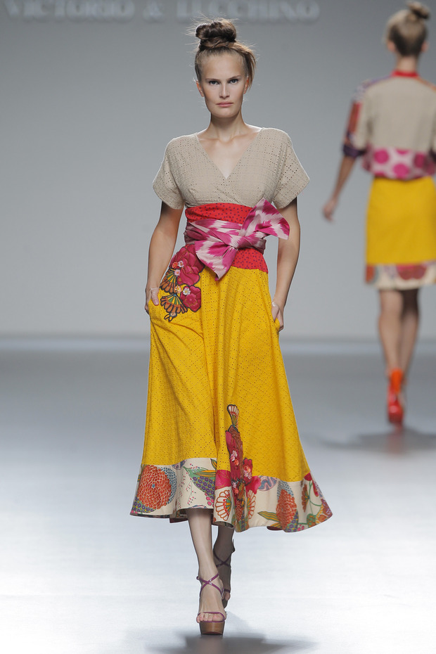 Madrid Fashion Week SS 2013: VICTORIO & LUCCHINO. Изображение № 23.